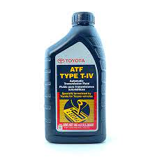 ATF TYPE T-IV(fluide de transmission automatique de Type 4)